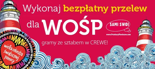 WOŚP - Banner PrzekazyPIeniezne.com