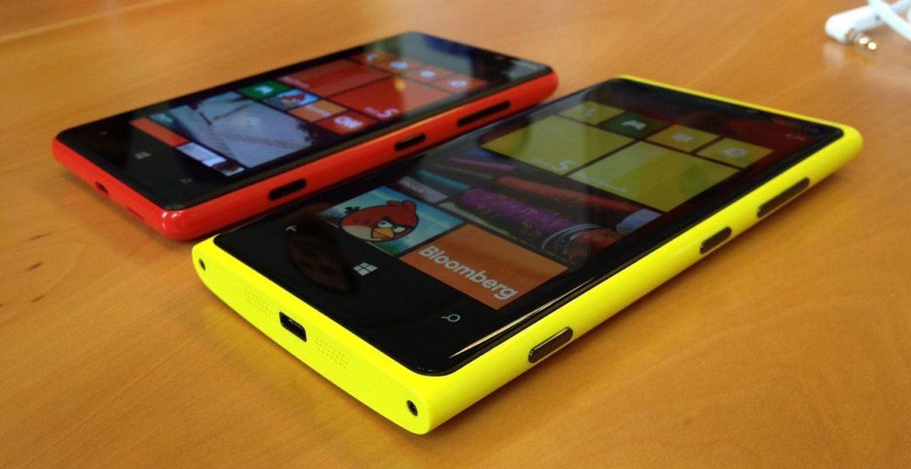 Windows Phone 8 - lumia 920