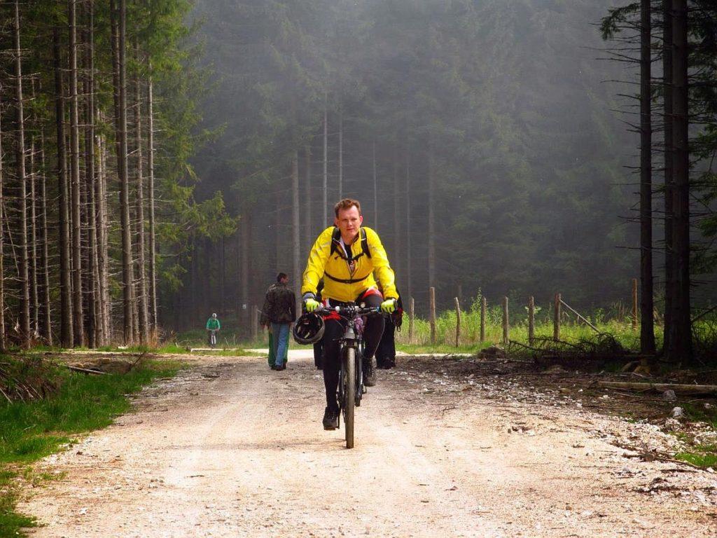 Borowkowa Gora - jeszcze troche do celu