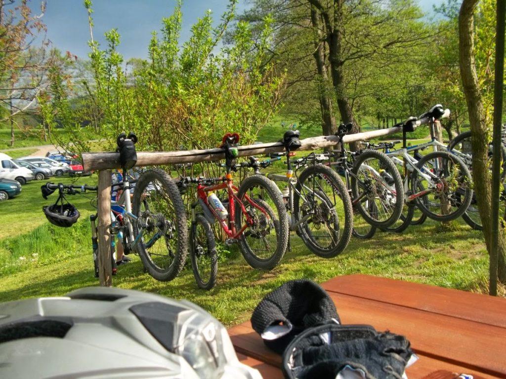 Rowery na Rychlebskich Stezkach
