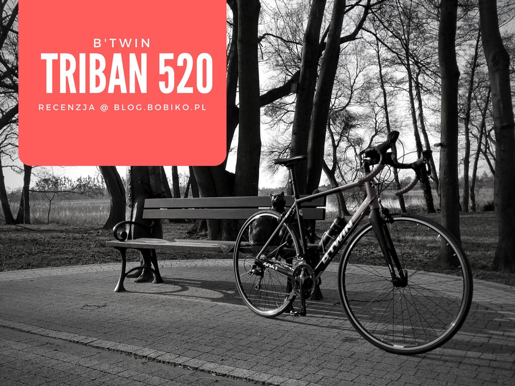 Triban 520 Cover