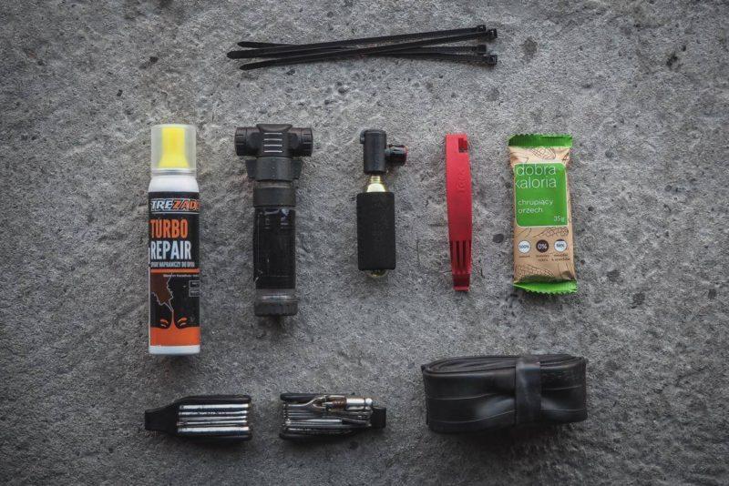 rowerowe edc - Michal Lalik setup