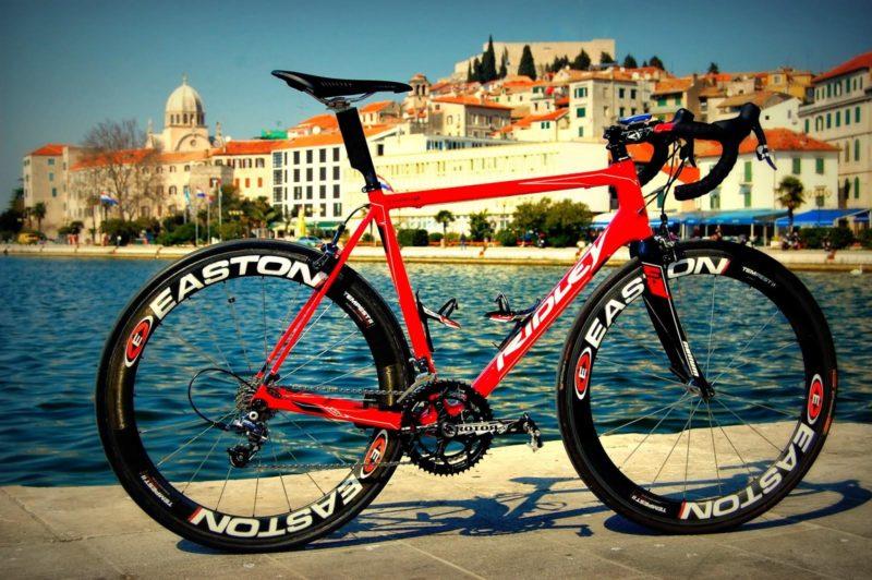 rowerowe edc - trzymajkolo ridley